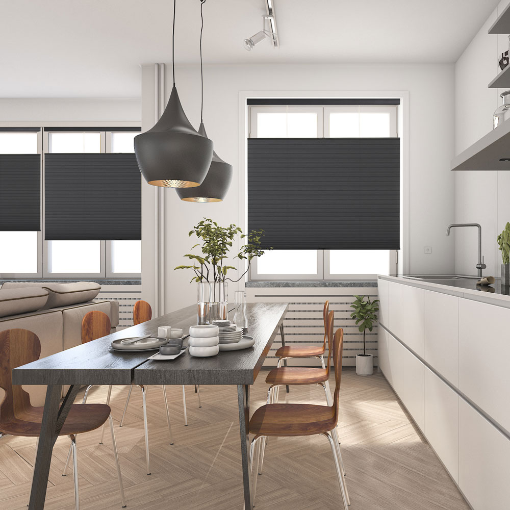 Veneta™ top-down/bottom-up blackout cellular shades