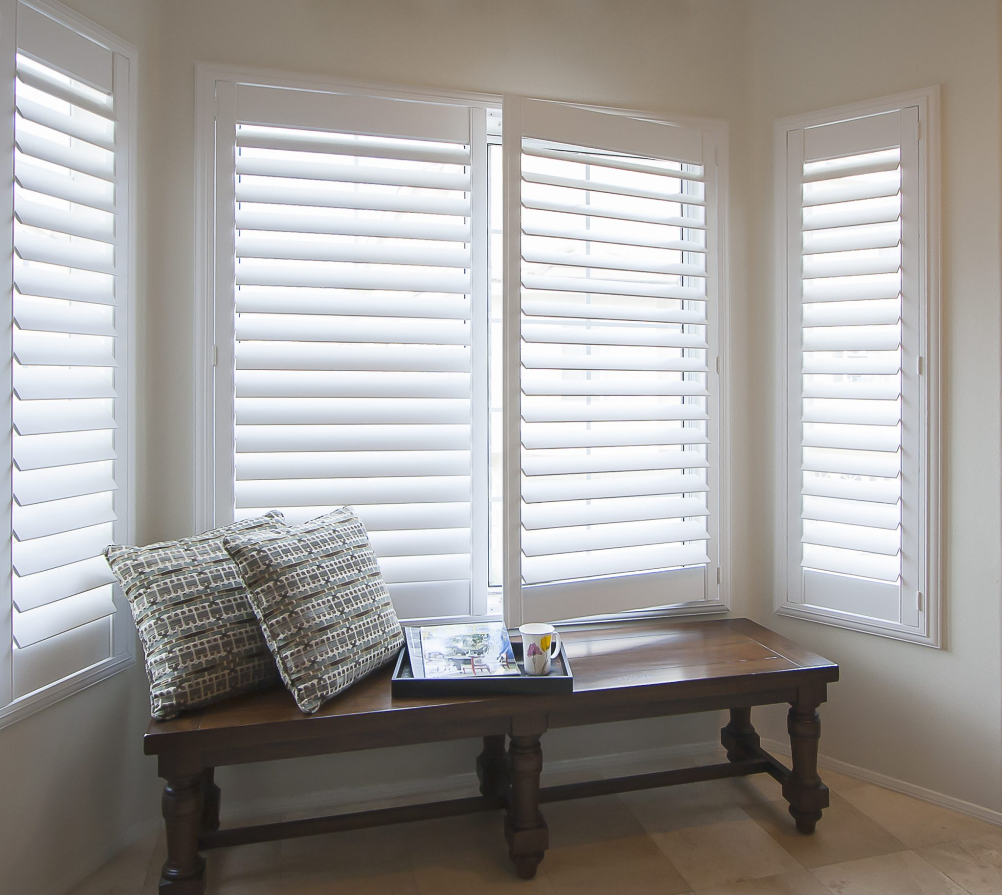 Veneta DIY Shutters with Deco Frame
