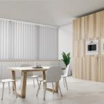Veneta custom vertical blinds