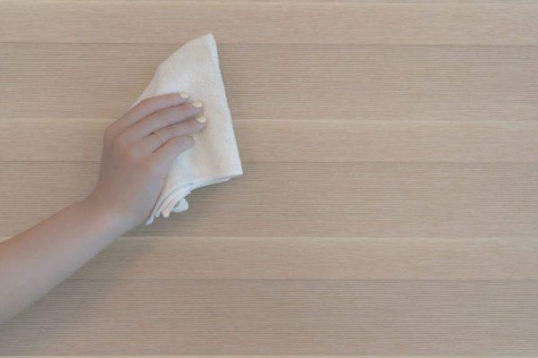 How to clean your Veneta Sheer Shades